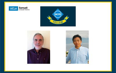 Professors Songwu Lu and Carlo Zaniolo Elected ACM Fellows