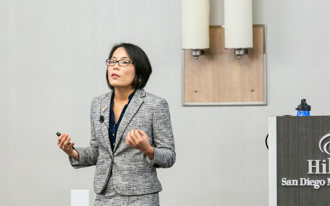 Professor Miryung Kim Delivers Keynote Address at ASE 2019