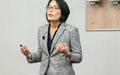 Professor Miryung Kim Gives Distinguished Lectures at UIUC and University of Minnesota on Software Engineering for Data Analytics