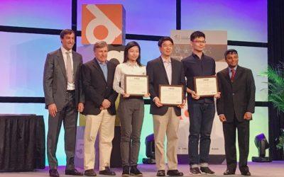 Prof. Jason Cong wins 2019 Donald O. Pederson Best Paper Award