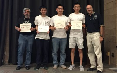 UCLA Takes Second in ICPC Southern California Regional