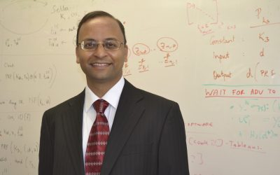 Professor Amit Sahai Awarded AWS Machine Learning Research Award
