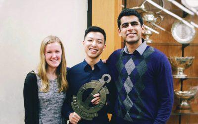 UCLA CS Students Win UPE Scholarship Awards
