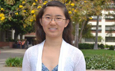 UCLA Alumnus Iris Cong Announced Hertz Fellow, Paul & Daisy Soros Fellow