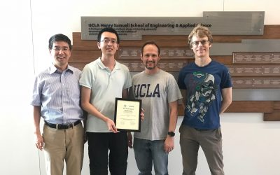 Computer Science Professor: Jason Cong Receives Best Paper Award For ISLPED 2018