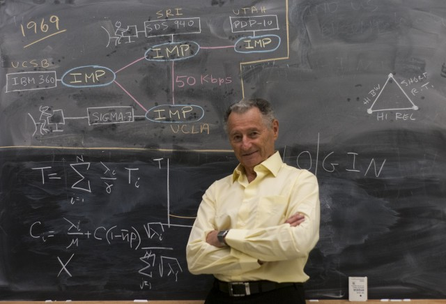 "Professor Leonard Kleinrock: New Movie Documentary ""Lo and Behold"" In Theatres Now"