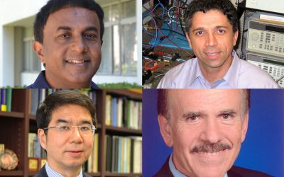Four UCLA faculty named to National Academy of Inventors