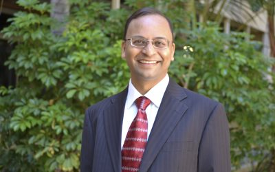 Professor Amit Sahai Invited to Deliver Special Sectional Lecture at ICM