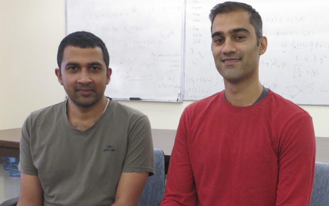 Prof. Sriram Sankararaman & Ameet Talwalkar Receive NSF Grant