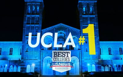 UCLA ranked No. 1 public university by U.S. News & World Report for fourth straight year
