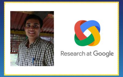 CS Ph.D. Student Aayush Jain Receives 2018 Google Ph.D. Fellowship