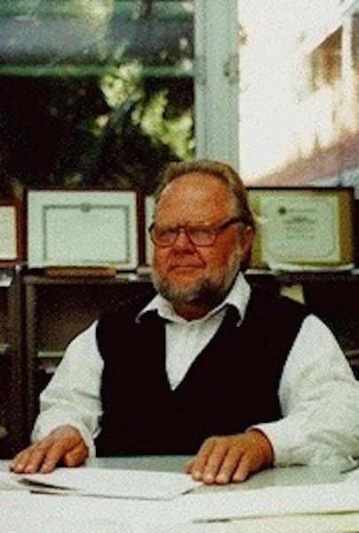 Algirdas Avizienis: Jean-Claude Laurie Award in Dependable Computing