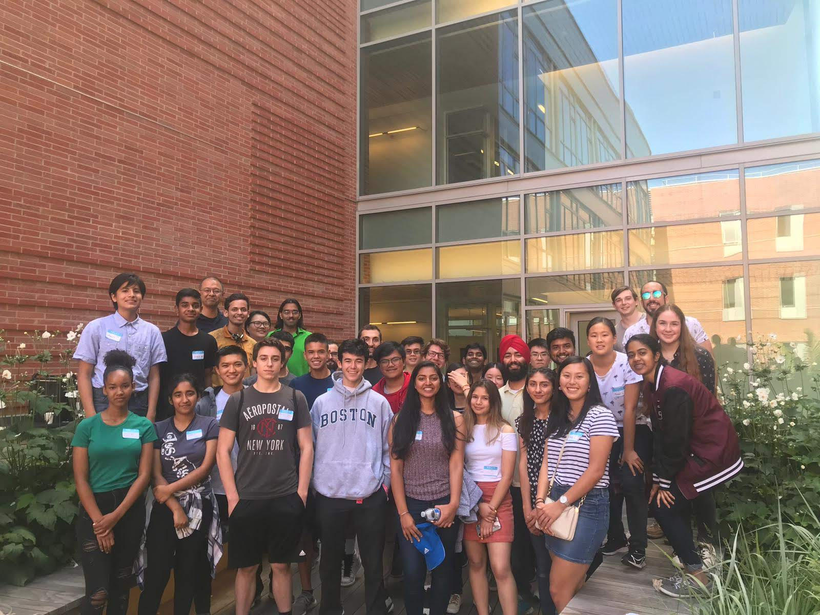 High School Summer Outreach: Los Angeles Computing Circle