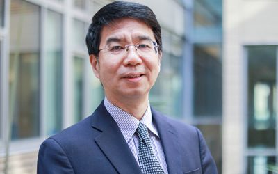 Professor Jason Cong appointed as the Volgenau Chair for Engineering Excellence in the Samueli School of Engineering