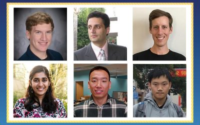 2016-2017 CS Graduate Student Research and Commencement Award Recipients