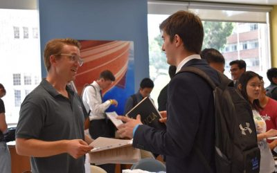 UCLA Computer Science Hosts Virtual Career Fair