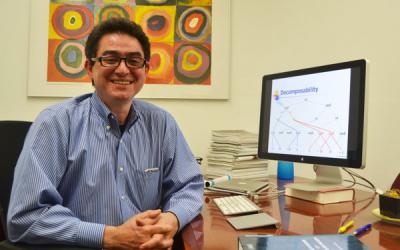 Prof. Adnan Darwiche: Recipient of Lockheed Martin Excellence in Teaching Award