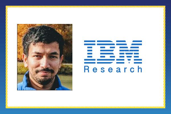 CS Ph.D. Student Saikrishna Badrinarayanan Receives 2018 IBM Ph.D. Fellowship