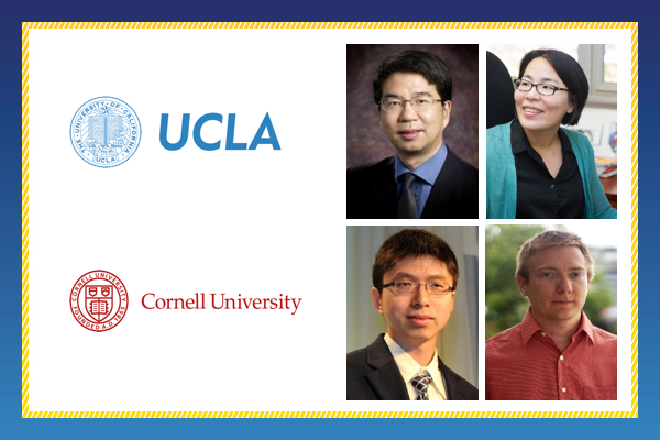 UCLA and Cornell Win Award from Intel and the National Science