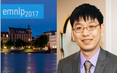 EMNLP Best Paper Awards: Professor Kai-Wei Chang and Collaborative Teams