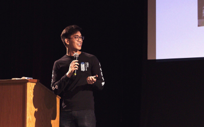 CS Student Kevin Tan Wins Prestigious UPE/ACM Scholarship Award