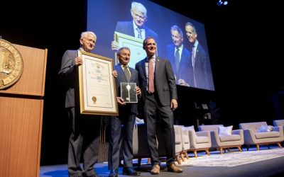 Professor Leonard Kleinrock Inducted into the National Academy of Inventors