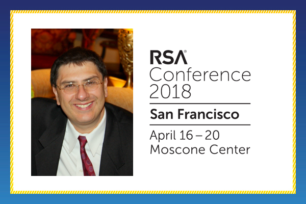 Professor Rafail Ostrovsky Awarded 2018 RSA Conference Award for Excellence in Mathematics