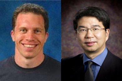 MEMSYS Best Paper Awards: Professor Jason Cong, Glenn Reinman, & Collaborative Teams