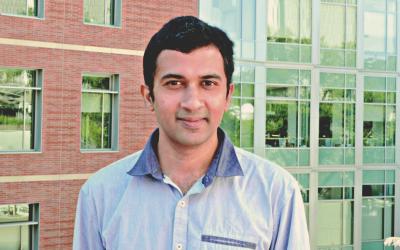 Professor Sriram Sankararaman Receives NSF CAREER Award