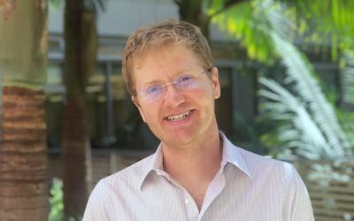 Professor Alexander Sherstov awarded UCLA Academic Senate Distinguished Teaching Award