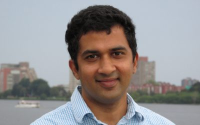 Prof. Sriram Sankararaman Receives 2017 Okawa Foundation Research Grant