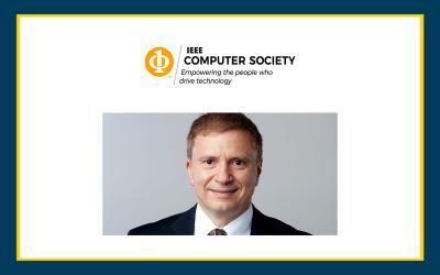 Professor Terzopoulos Awarded 2020 IEEE Computer Pioneer Award