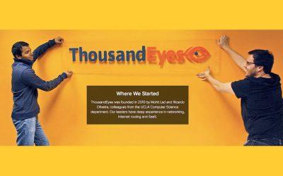 ThousandEyes: A Look Inside Two UCLA Alumni's $273 Million Startup