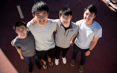 CS Undergraduate Students Win Third in Call for Code 2019 Global Challenge