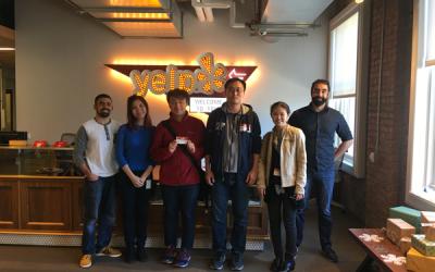 CS Ph.D. Students Win Yelp Dataset Challenge